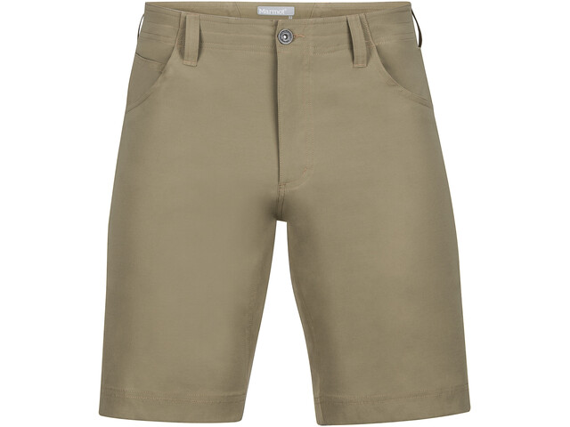 Marmot Syncline Pantalones cortos Hombre, desert khaki